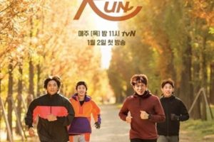 RUN is a Korean Sport TV Show (2020). RUN cast: Ji Sung, Kang Ki Young, Hwang Hee. RUN Episodes: 4. RUN Release Date: 2 January 2020.