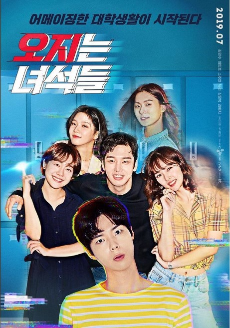 Wild Guys cast: Kim Kwan Soo, So Joo Yeon, Jang Moon Bok. Wild Guys Release Date: 12 July 2019. Wild Guys Episodes: 10.