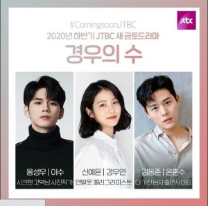 Number Of Times cast: Ong Seong Wu, Shin Ye Eun, Kim Dong Jun. A Bedsore Release Date: July 2020. Number Of Times episodes: 16.