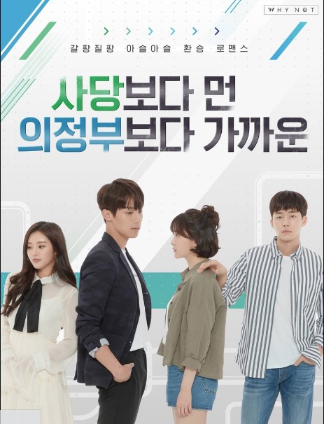 Between Friendship and Love 3 cast: Kim Chae Eun, Mu Jin Sung, Kim Wook. Between Friendship and Love 3 Release Date: 20 July 2018. Between Friendship and Love 3 episodes: 12.