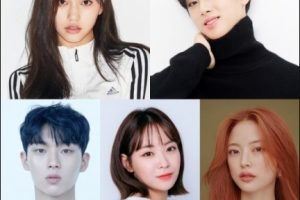 Comic Book Boy Girl cast: Kim Do Yeon, Kim Min Kyu, Choi Hyun Wook. Comic Book Boy Girl Release Date: 25 June 2020. Comic Book Boy Girl episodes: 1.
