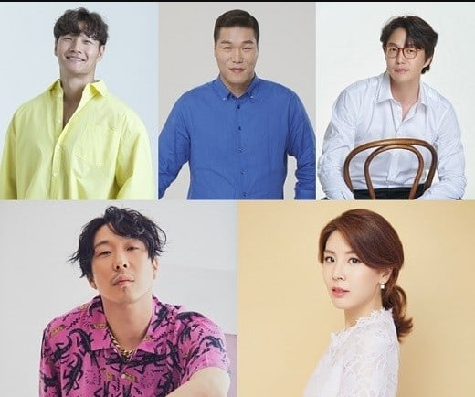 Red-Cheeked Ramyun Lab cast: Kim Jong Kook, Ha Ha, Seo Jang Hoon. Red-Cheeked Ramyun Lab Release Date: October 2020. Red-Cheeked Ramyun Lab Episode: 1.