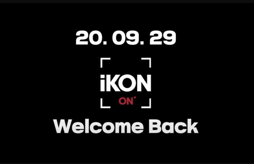 iKON-ON: WELCOME BACK cast: DK, Bobby, Song Yoon Hyeong. iKON-ON: WELCOME BACK Release Date: 29 September 2020. iKON-ON: WELCOME BACK Episode: 1.