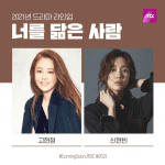 A Person Like You cast: Go Hyun Jung, Shin Hyun Bin, Kim Jae Young. A Person Like You Release Date: 1 September 2021. A Person Like You Episodes: 16.