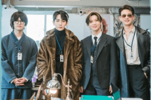 SHINee Inc. cast: Key, Choi Min Ho, Onew. SHINee Inc. Release Date: 24 February 2021. SHINee Inc. Episode: 1.