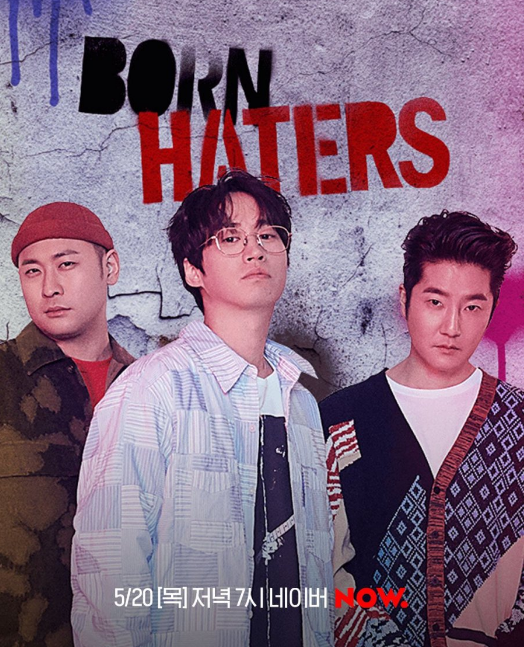 Born Haters cast: Tablo, DJ Tukutz, Mithra Jin. Born Haters Release Date: 20 May 2021. Born Haters Episode: 1.