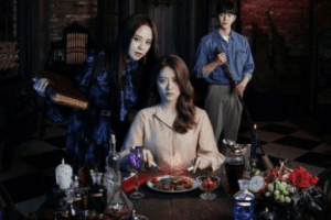The Witch's Diner cast: Song Ji Hyo, Nam Ji Hyun, Chae Jong Hyeop. The Witch's Diner Release Date: 16 July 2021. The Witch's Diner Episodes: 8.