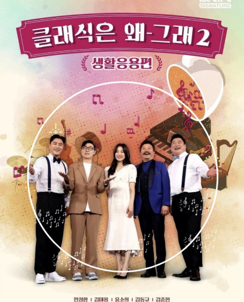 What's Wrong With Classic 2 cast: Ahn Jung Hwan, Kim Jun Hyun, Yoon So Hee. What's Wrong With Classic 2 Release Date: 11 June 2021. What's Wrong With Classic 2 Episodes: 12.