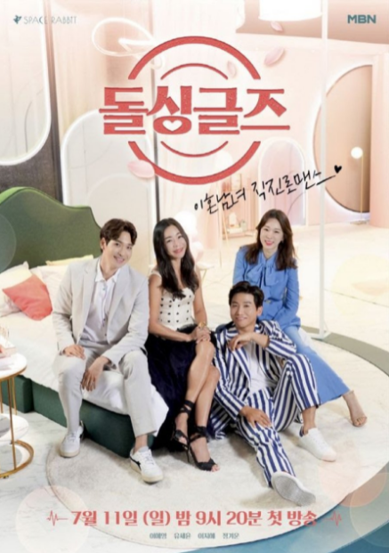 Divorced Singles cast: Lee Hye Young, Yoo Se Yoon, Lee Ji Hye. Divorced Singles Release Date: 11 July 2021. Divorced Singles Episodes: 12.