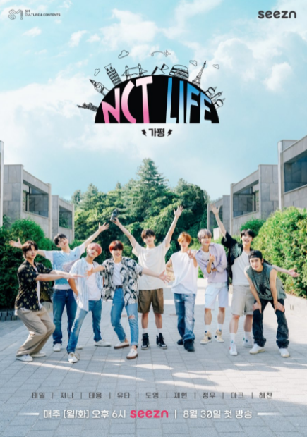 NCT LIFE in Gapyeong cast: Lee Tae Yong, Moon Tae Il, Johnny. NCT LIFE in Gapyeong Release Date: 30 August 2021. NCT LIFE in Gapyeong Episodes: 12.